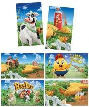 Giant Decorating Poster Pack (set of 6) - Hayday VBS 13