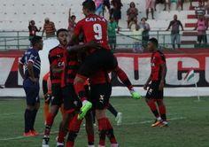 Blog Esportivo do Suíço:  Com gol de Kanu, Vitória bate o Bahia de Feira e segue 100% no Baianão