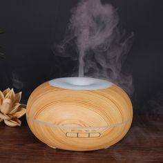 Air Humidifier - Oil Diffuser
