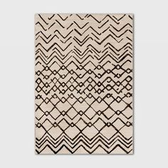 7' X 10' Peaks Outdoor Rug Gray/Cream - Project 62™ : Target Outdoor Patio Mats, Round Outdoor Rug, Round Patio Table, Outdoor Dining Set, Indoor Outdoor Rugs, Outdoor Living, Patio Cushions, Patio Rugs, Contemporary Outdoor Rugs