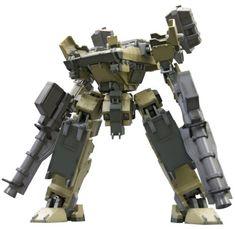 1/72 Scale GA GAN01 SUNSHINE L Armored Core Model  Japan Import. ...
