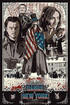 Gangs Of New York, New York Movie, Leonardo Dicaprio, Fabric, Movie Posters, Movies, Art, Tejido, 2016 Movies