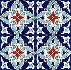 tattoo - mandala - art - design - line - henna - hand - back - sketch - doodle - girl - tat - tats - ink - inked - buddha - spirit - rose - symetric - etnic - inspired - design - sketch Islamic Art Pattern, Arabic Pattern, Turkish Art, Turkish Tiles, Tile Patterns, Pattern Art, Islamic Tiles, Tuile, Blue Pottery
