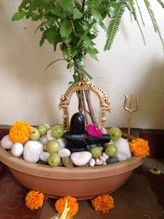 Puja decorations on pinterest 134 pins for Artificial flowers for home decoration india