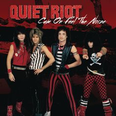 Quiet Riot - Cum on Feel the Noize [Official Music Video] https://viralatom.com/?p=303874