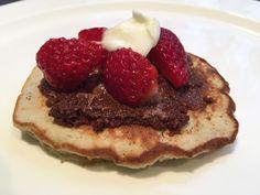 Our Lovely Cooking - Strana 2 z 14 - Úžasné vaření bez mouky a cukru Muesli, Nutella, Quinoa, Pancakes, Paleo, Cooking, Breakfast, Sweet, Food