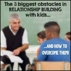 Building relationships with kids 2x10