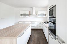 Moderní kuchyň Svěží čístá klasika / 238 - Culina - kuchyňské studio v Praze.