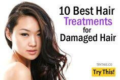 10 Best Hair Treatments for Damaged Hair