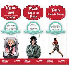 Shaw Advantage - Why Nylon POP Kit Carpet Brands, Advertising, Facts, Kit, Comics, Movie Posters, Film Poster, Cartoons, Comic