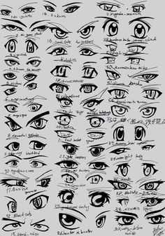 How To Draw Male Anime Eyes Widescreen 2 HD Wallpapers