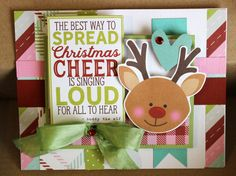 Holiday Card Set 9 Cards Fancy Greeting Cards Set by Creationville