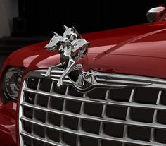 hood ornament...Re-pin brought to you by agents at #HouseofInsurance #Eugene, Oregon for #carinsurance.