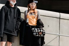 Best Street Style Pics from Seoul Fashion Week's Fall 2016 Collections