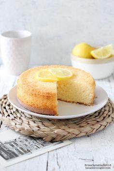 La tana del coniglio: Torta soffice al limone senza glutine