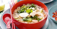 Learn how to make delicious Chicken Pho at home.