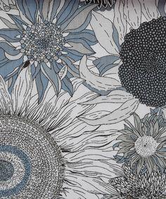 Liberty Art Fabrics Susanna B Tana Lawn | Fabric by Liberty Art Fabrics | Liberty.co.uk
