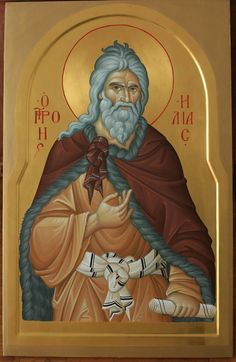Ilia, Elias Whispers of an Immortalist: October 2015 Byzantine Art, Byzantine Icons, Religious Icons, Religious Art, Hellenistic Art, Faith Of Our Fathers, Greek Icons, Jesus Photo, Roman Church