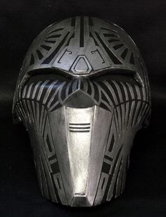 Wicked Armor - Fine Professional Quality Costumes, Props, and Replicas For Film, Product Promotion, and Cosplay - Sith Acolyte Mask