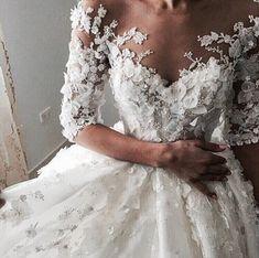 Imagen de wedding, dress, and wedding dress