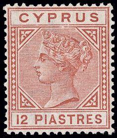 1892 Cyprus