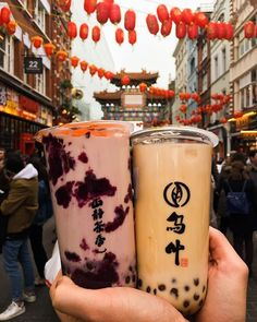 #Repost @munchingpumpkin . New bubble tea shop in town We walked past this teeny tiny shop @wootealondon in the streets on China Town and thought wed give it a go! Purple potato milk with tapioca is filled with proper chunks of purple sweet potatoes Woo Milk w/ tapioca has hints of caramel-like sweetness but not too sweet just how I like it but for the ultimate sweet-tooth this may be on the bland side. . Woo Tea 26 Wardour Street London . #munchingpumpkin #wootealondon #nyubbt #purplepotato… Bubble Tea Shop, Bubble Milk Tea, Food N, Food And Drink, Bubble Tea Supplies, Boba Drink, Aesthetic Food, Drinking Tea, Street Food