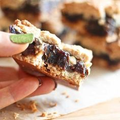 Paleo Date Squares – A Break From The Whole30 (sort of…)