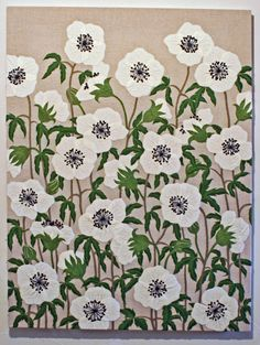 White Flower Embroidery2010.jpg