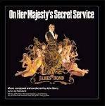 John Barry: On Her Majesty's Secret Service soundtrack CD cover