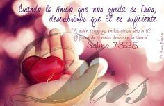 SALMO 73:25