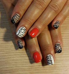 Sofia's nails