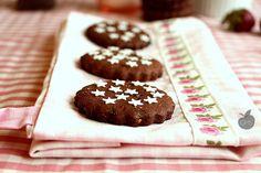 Biscotti pan di stelle al Farro | Ricettefarro.it