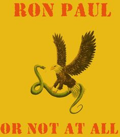Ron Paul or not at all