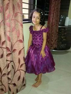 5 year birthday dress photo