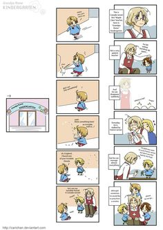 Hetalia: Kindergarten 1 by carichan.deviantart.com on @deviantART
