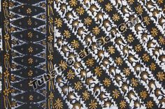 Batik Sarong from Tuban, Indonesia