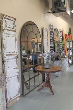 RJ Imports - a funky little home décor warehouse in San Juan Capistrano.