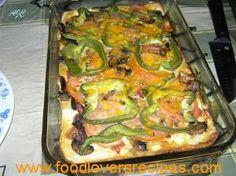 LEKKER BROOD PIZZA