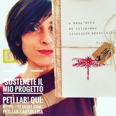 Petì Lab - Tutte le news - Ulule - Support me!  https://it.ulule.com/peti-lab-cartoleria/