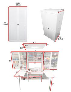 38 Best Sewing Armoire Images Armoire Sewing Cabinet