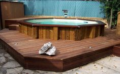 Above Ground Swimming Pool Designs | pools in ground swimming pools above ground pools above ground pool ...