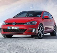 Volkswagen is eagerly planning to bring the Golf GTI models to India after the launch of the Polo GTI in the last month. The Volkswagen Golf GTI is the big brother of the Polo GTI. Volkswagen Polo, Golf 7 Gti, Diesel, Vw Group, Sport Seats, Auto News, New Engine, Running Gear, Bmw