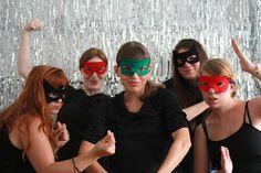 DIY: Superheldinnen - we love handmade Batgirl, Catwoman, Hulk, Our Love, Carnival, Halloween, Face, Handmade, Diy
