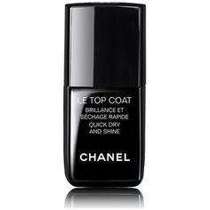 Chanel Beauty Le Top Coat Quick Dry & Shine/0.4 Oz.