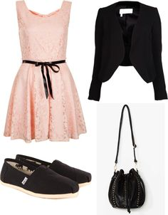 """""""First day of school outfit!"""" by maddie-cohn on Polyvore"""