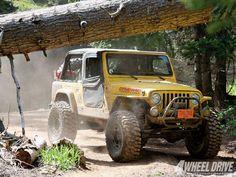 I miss my big yellow jeep. Jeep Tj, Jeep Truck, Wrangler Tj, Jeep Wrangler Unlimited, Off Road Wheels, Badass Jeep, Jeep Life, Jeep Liberty, Mopar