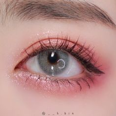 asian makeup – Hair and beauty tips, tricks and tutorials Makeup Trends, Makeup Inspo, Makeup Art, Makeup Eyeshadow, Makeup Inspiration, Makeup Tips, Beauty Makeup, Korean Makeup Look, Asian Eye Makeup