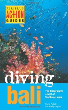 Diving Bali: The Underwater Jewel of Southeast Asia (Periplus Action Guides) : Books | Cheap Book Shopping