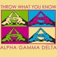 Alpha Gamma Delta bid-day
