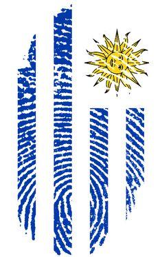 Resultado de imagen para imagenes de bandera de uruguay
